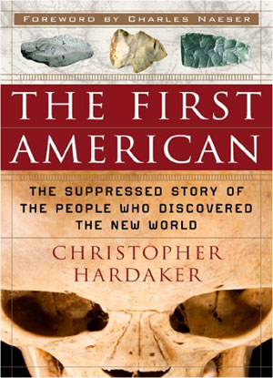Order the First American by Chris hardaker at Amazon.com